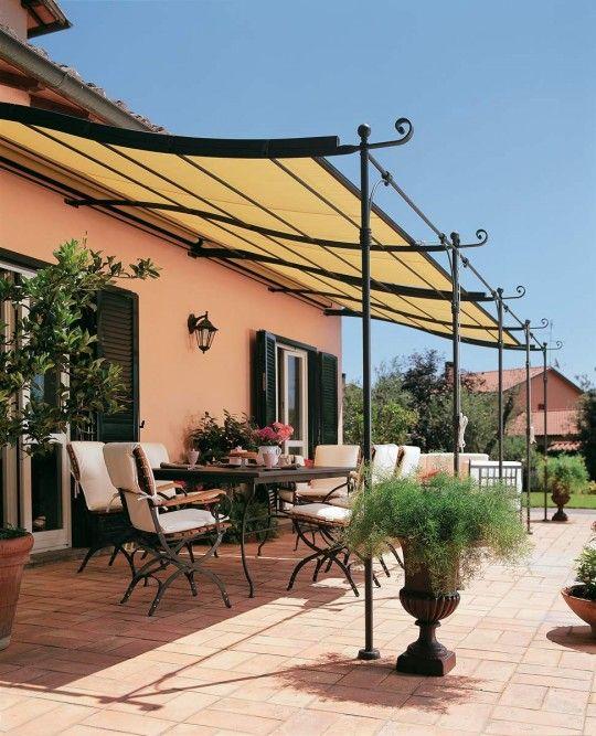 9 best Terrasse images on Pinterest Outdoor rooms, Outdoor spaces