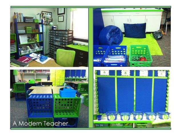 Green Classroom Decor ~ Best blue green classroom images on pinterest