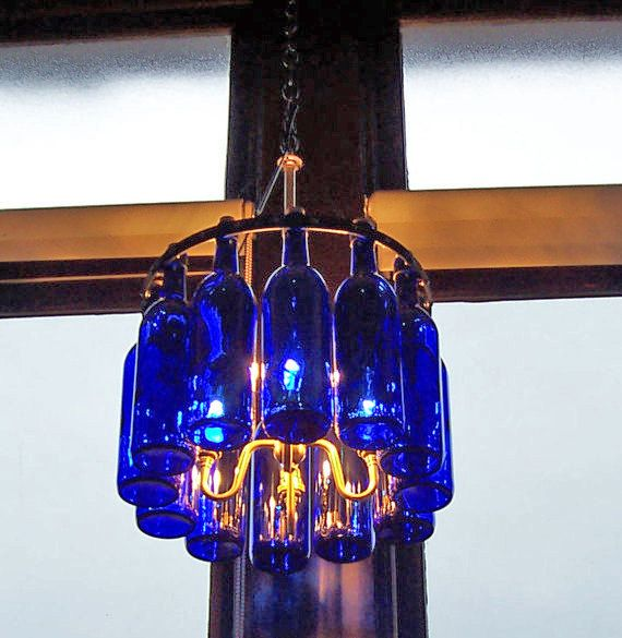 17 Best Ideas About Bottle Chandelier On Pinterest Mason