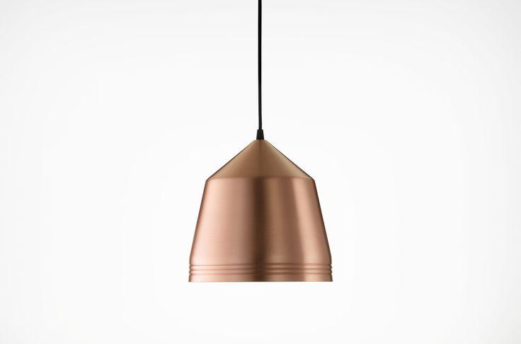 Cooper pendant - copper