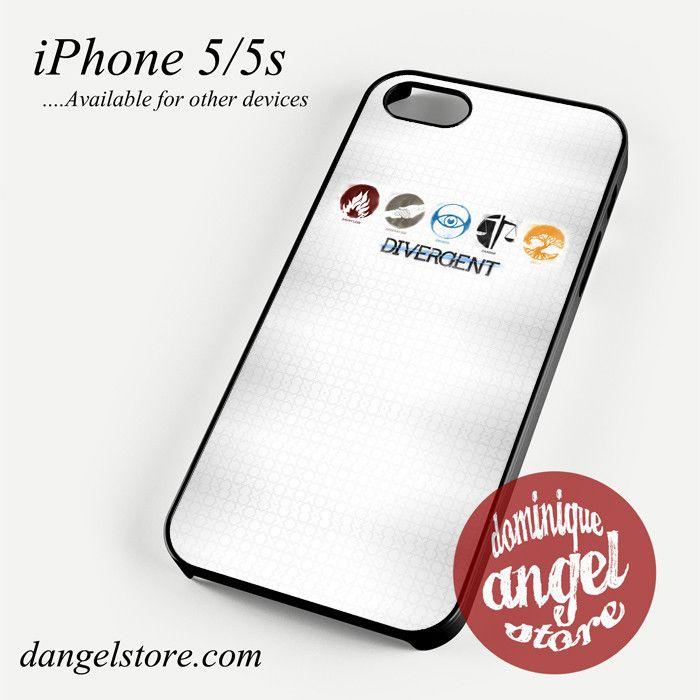 Divergent Phone Case for iPhone 4/4s/5/5c/5s/6/6s/6 plus