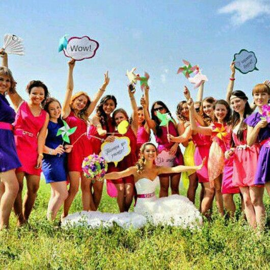 My bridemaids