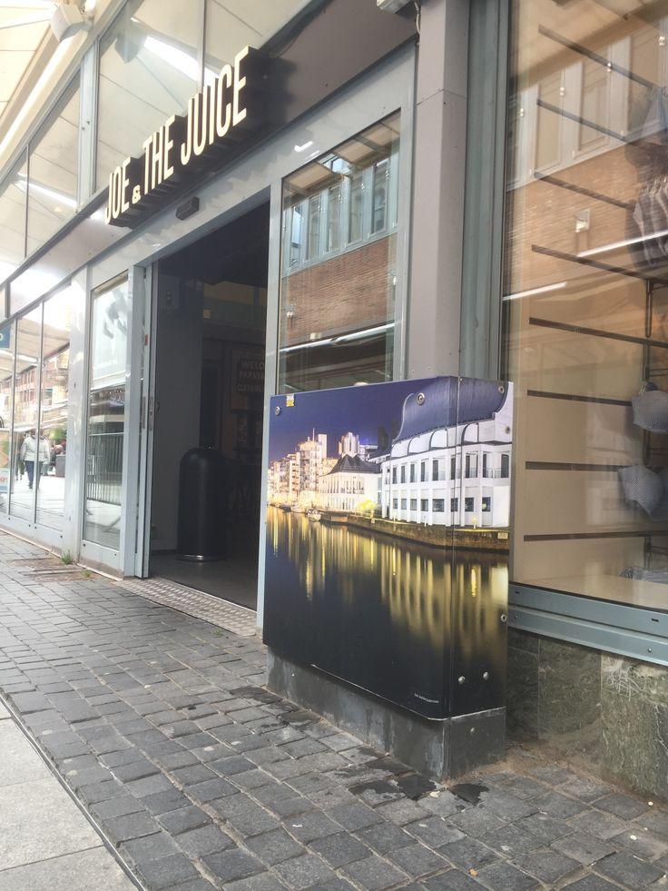 Decorated cabinet- Helsingborg