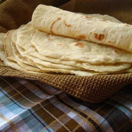 Wrap - Massa de Pão Folha