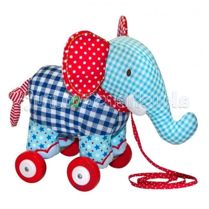 Каталки-игрушки Spiegelburg Утенок Ente Nelli 25508