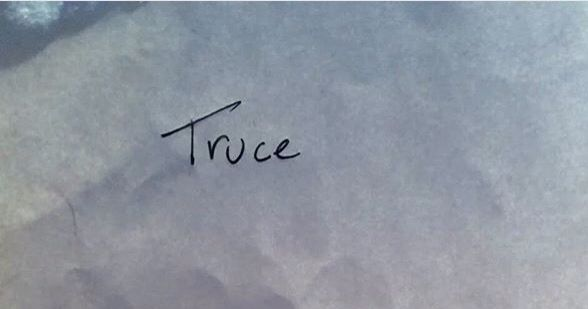 Truce written by Tyler Joseph