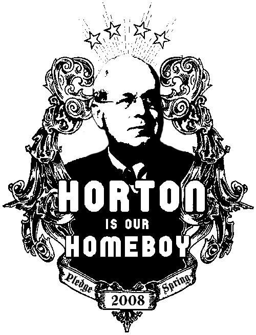 baha love this and our founder! Frank Reed Horton - Alpha Phi Omega - 1925