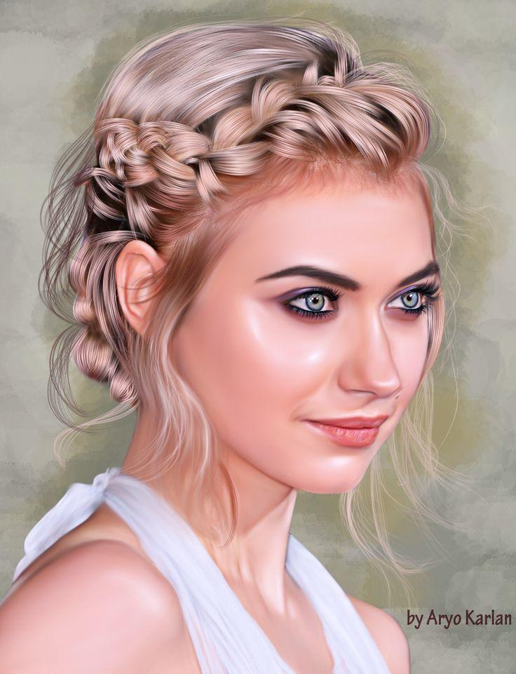 Smudge Paint Photoshop CS5