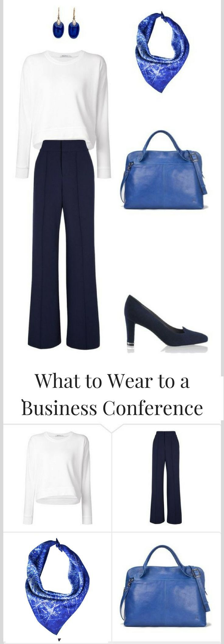 What to Wear to a Professional/Business Conference – #business #conference #prof…