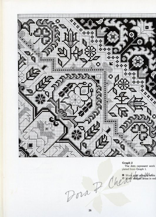 Gallery.ru / Фото #40 - Needlepoint Designs from Oriental Rugs - Dora2012