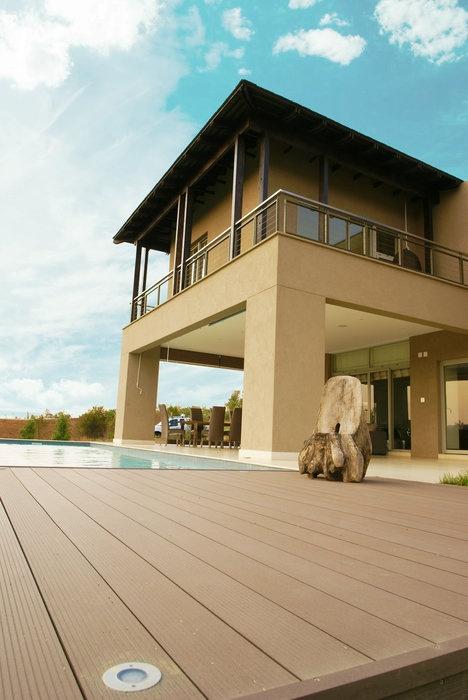Blair Athol #Eva-tech #deck with beautiful sky. http://www.eva-tech.com/en/