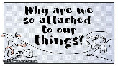 Por que somos tão apegados às nossas coisas?  Jean Piaget o pai do construtivismo e da epistemologia genética referência em psicologia infantil percebeu que esse senso de propriedade e apego surge desde a mais tenra idade.  Após testemunhar os ataques de birra de crianças pequenas sempre que lhes são tirados objetos que consideram seus Jean Piaget pai da psicologia infantil percebeu algo profundo a respeito da natureza humana. Nosso senso de posse surge incrivelmente cedo. Por que nos…