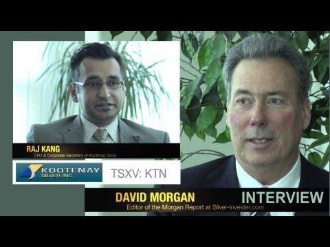 Kootenay Silver (TSXV: KTN) Interview with David Morgan