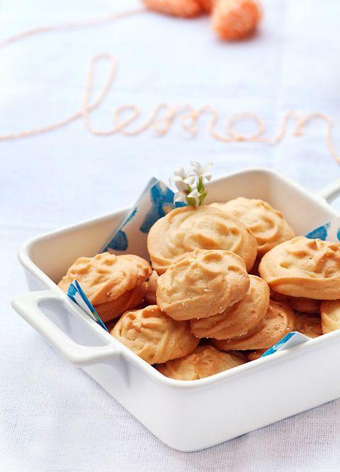 Sabores de Canela: Biscoitos de Limão
