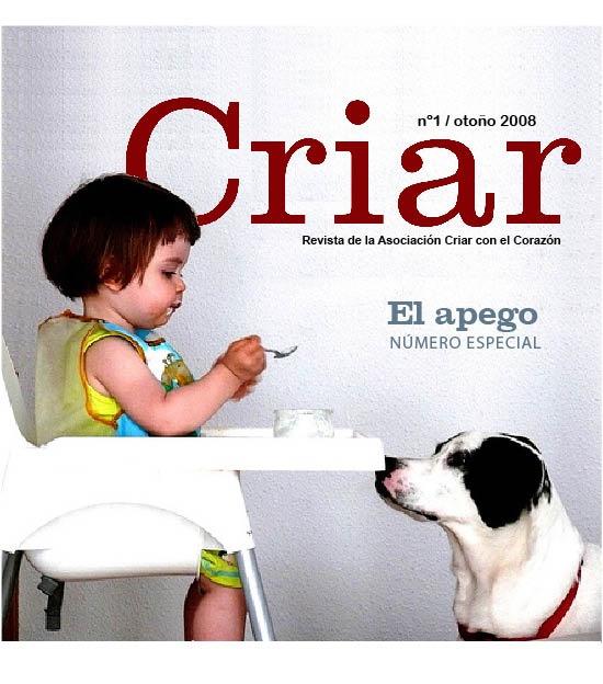 Criar, attatchment parenting magazine