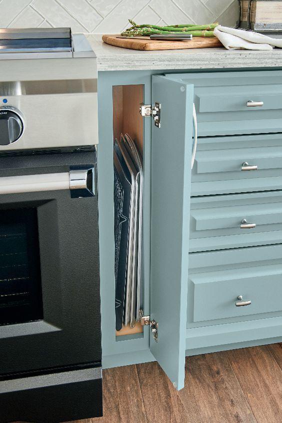 Kitchen Cabinet Organization For Every Lifestyle Storage Ideas To Make Your Life Easie Kitchen Cabinet Storage Diy Storage Cabinets Bathroom Cabinets Diy