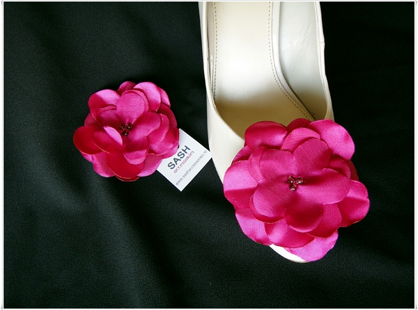Shoe Clips by SASHaccessories