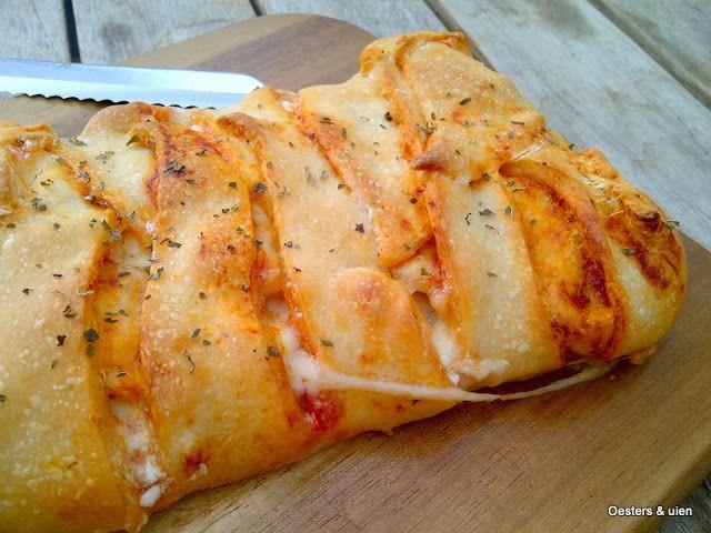 stromboli pizzabrood