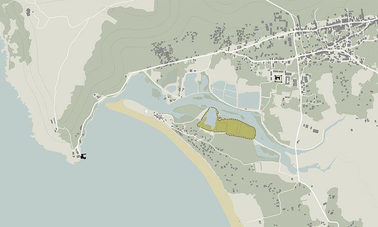 Masterplan Waikiki #Wetland #Resort, Vengurla - Architecture BRIO, India  #sustainablearchitecture #tropicalarchitecture
