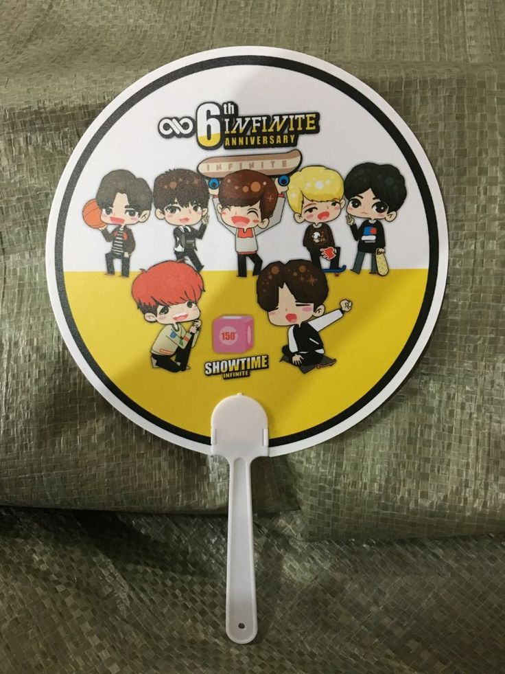 Giveaway International Project 6th INFINITE