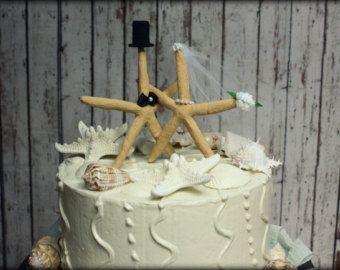 Caballo de mar-pastel de bodas por MorganTheCreator en Etsy