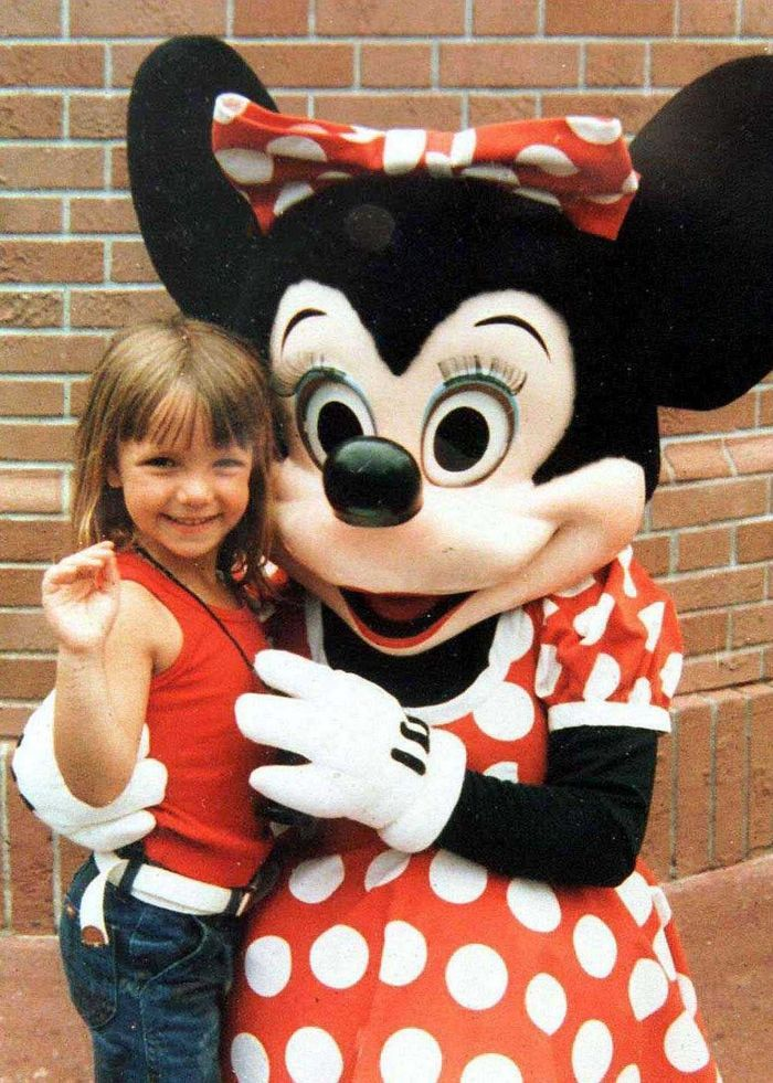 Britney Spears & Minnie