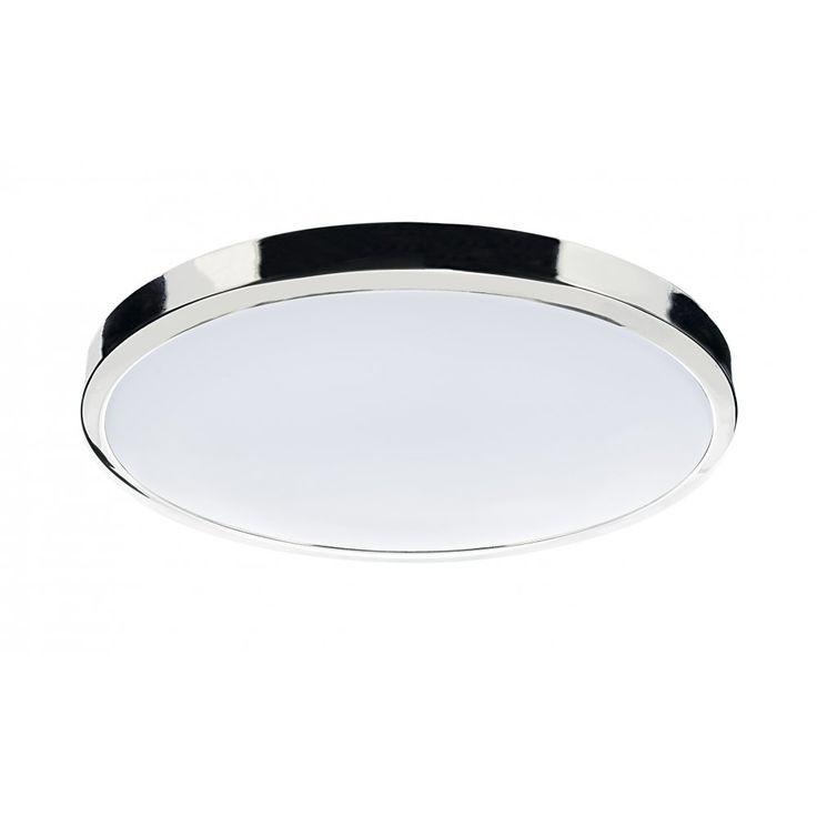 Dar Lighting Dover Ip44 Bathroom Ceiling Light