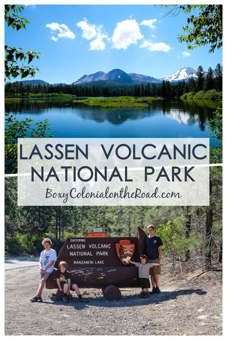 Lassen Volcanic National Park: Hey, What Do You Know? Even MORE Volcanoes