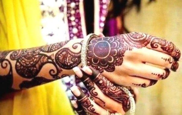 Simple #mehndi designs pictures 2015  http://www.latestlifestyles.com/best-simple-mehndi-designs-pics-2015/  #henna #tattoo #mehandi #art