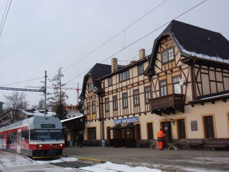 Starý Smokovec - Január 2016