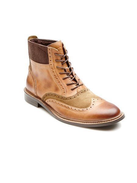 BROGUE WINGTIP BOOT // Original Penguin padding nice cat inspiration idea