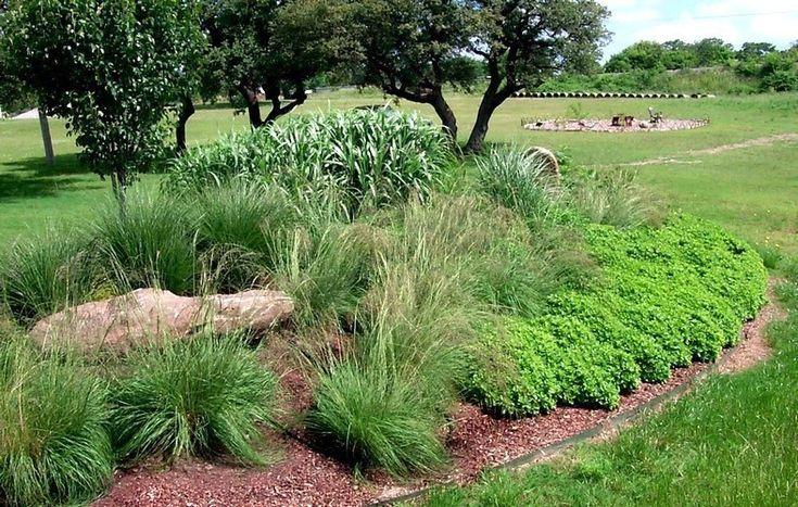 105 best berm landscaping images on pinterest for Landscape berm design