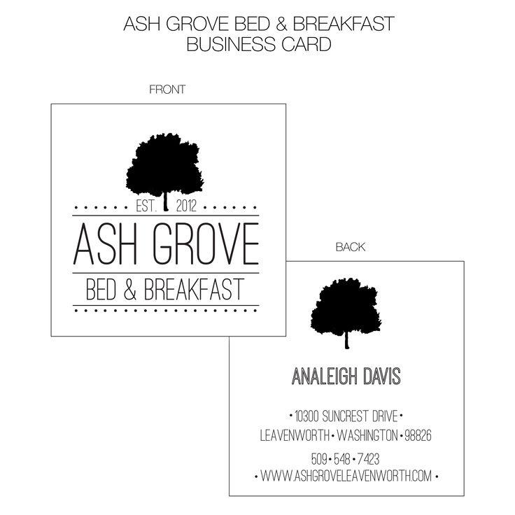 Cass Moore Design : Ash Grove Branding