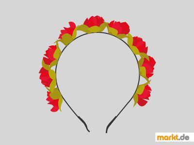 🌼Der Haarreifen: Must-Have Accessoire für die Festival Szene   markt.de #haare #accessories #schmuck #festival #festivalstyle