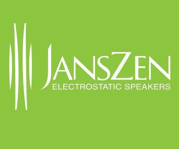 JansZen reversed logo, part of a rebranding package.
