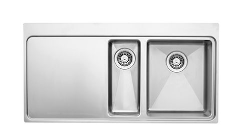 Ukinox Kitchen Sinks | Micro Series / Inset Slim-Top