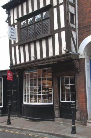The Moat Tea Rooms, Canterbury