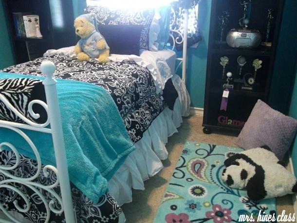 teen room decor by mrshinesclass.com
