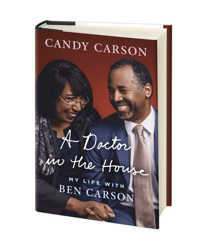 "Coming soon -- Candy Carson's memoir, ""A Doctor in the House."" All author proceeds will go to charity. For details and a free bookplate signed by Mrs. Carson, please visit www.candycarsonbook.com. It makes a great gift."