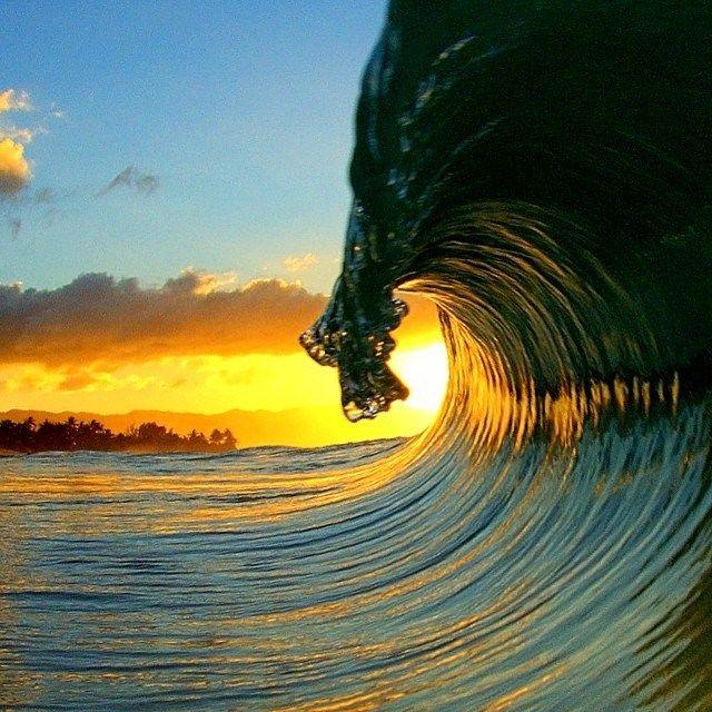 Ondas no Havaí (7)