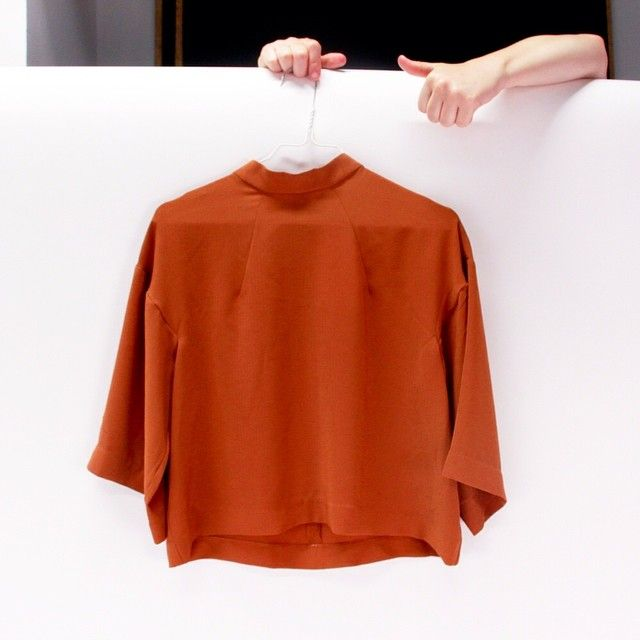 #分享Instagram# Dear #blouse, we like you a lot. Love, #Monki