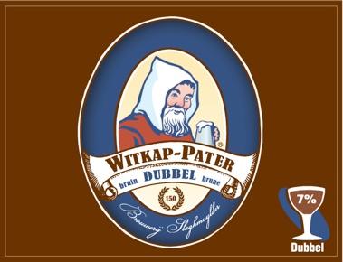 Witkap Pater Dubbel. Fantastic.