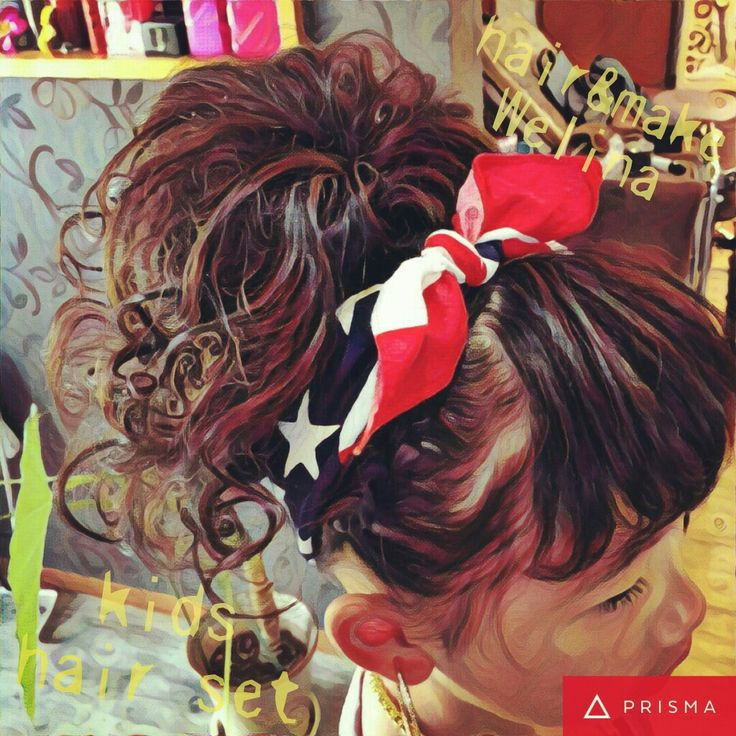 Kids dance🌟 hair set🌟☺ 先週末にあった #舞っちゃけ祭り に出演していたお子様のヘアセットです💓💓 16ミリの細いコテで強めにスパイラル巻き  トップにまとめてボリュームをだしたました✨  ありがとうございます🐱  #キッズ #キッズヘア #おしゃれキッズ #ダンス #キッズダンス #バンダナ #スパイラルカール #16ミリ #ヘアセット #アップ #前髪くるん #dance #hairset #kidshair #舞っちゃけ祭り #神栖 #鹿嶋 #潮来 #香取 #Welina #hitomiyanagida #myworks