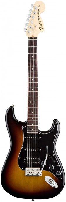 Fender American Special Stratocaster HSS Guitar - 3 Colour Sunburst | GigGear