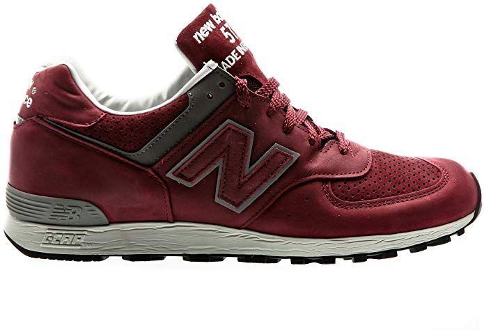 New Balance 576 Sneakers Herren Rot Sneaker Sneaker Herren New Balance