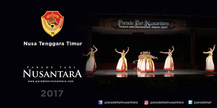 Parade Tari Nusantara 2017 : Mula Hai Ngae, Nusa Tenggara Timur