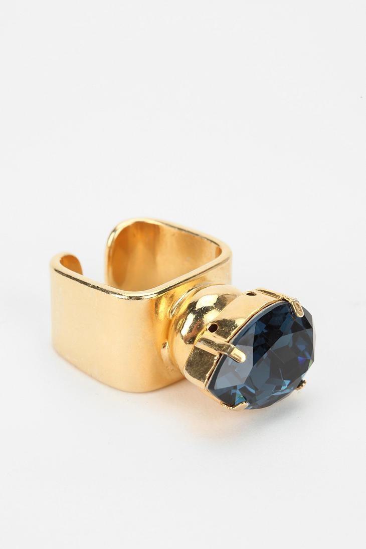 Lionette Kip Ring #urbanoutfitters