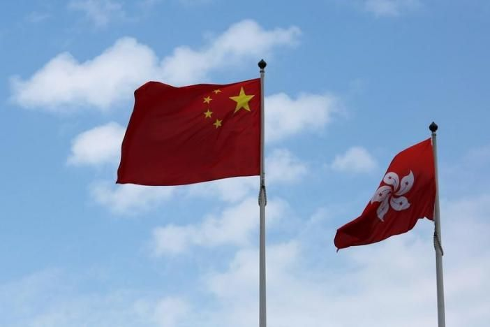 China will not allow anyone to use Hong Kong as a base for subversion against mainland China or to damage its political stability, Beijing's top official in the territory told state television.