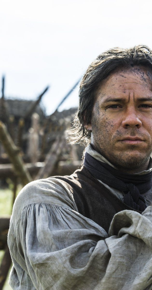 Michael Raymond-James as Paul Revere in Sons of Liberty