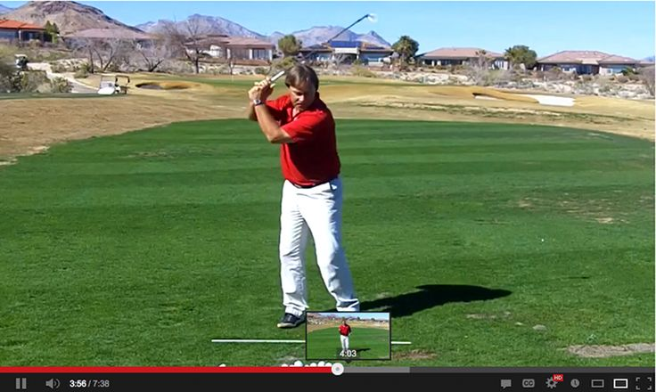 Golf Video Tips - How to Get Consistent Golf Swing Tempo - Free Golf Instruction Videos